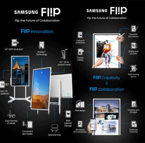 Copyboard Samsung