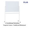 Projector Screen Whiteboard WB-1209PSJ-EU-B