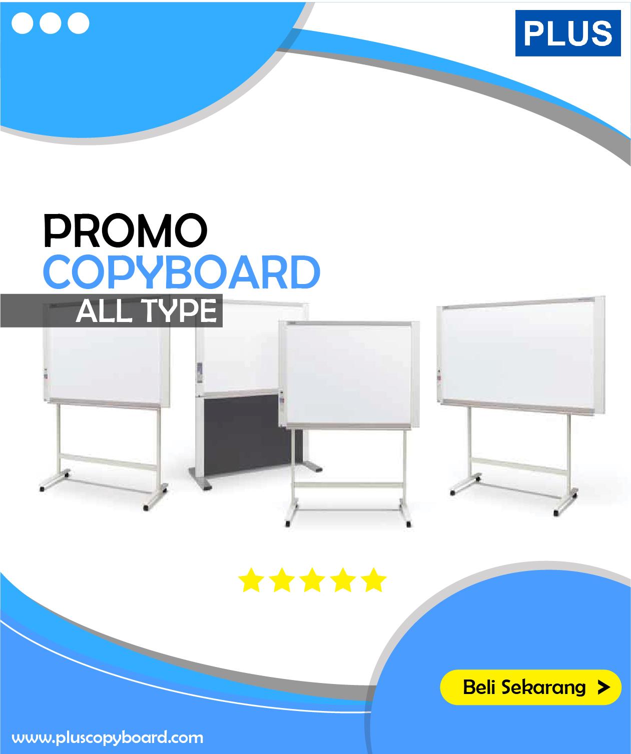 promo copyboard