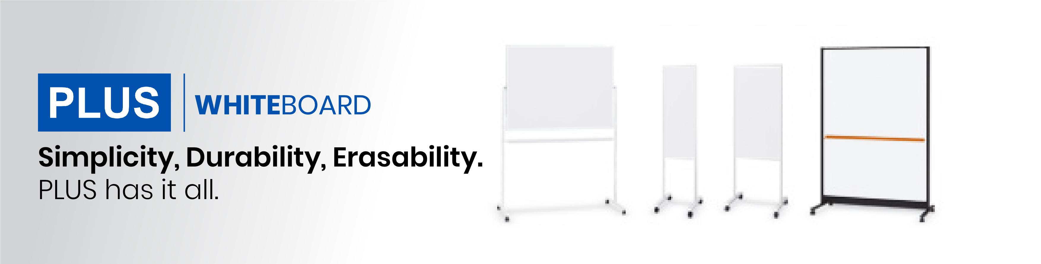 Banner Plus White Board